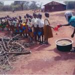 Schoolmaaltijd Mpangua 2