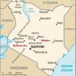 Waar in Kenya